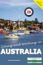 Living and Working in Australia - David Hampshire