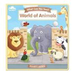 World of Animals - Mike Byrne