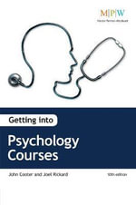Getting into Psychology Courses - Joel Rickard