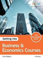 Getting into Business and Economics Courses - Carly Roberts
