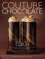 Couture Chocolate : A Masterclass in Chocolate - William Curley