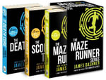 The Maze Runner Series Classic Box Set - James Dashner