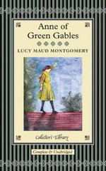 Anne of Green Gables - Lucy Montgomery