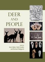 Deer and People