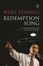 Redemption Song : Barack Obama: From Hope to Reality - Niall Stanage