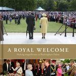 A Royal Welcome : Souvenir Album - Anna Reynolds