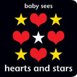Baby Sees : Heart and Stars - Chez Picthall