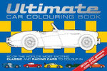 Ultimate Car Colouring Book - UNKNOWN