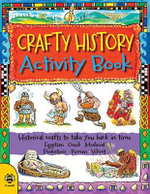 Crafty History Activity Book - Sue Weatherill