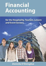 Financial Accounting for the Hospitality, Tourism, Leisure and Event Sectors - Donncha O'Donoghue