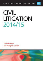 Civil Litigation 2014/2015 - Margaret Catlow