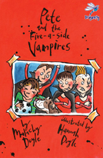 Pete and the Five-A-Side Vampires - Malachy Doyle