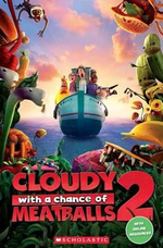 Cloudy with a Chance of Meatballs 2 : 2 - Fiona Davis