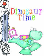 Wipe-Clean(tm) Dot-To-Dot : Dinosaur Time