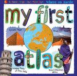 My First Atlas - Mark Williams