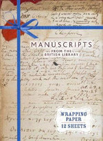 Manuscripts from the British Library : Wrapping Paper Book - Pimpernel Press