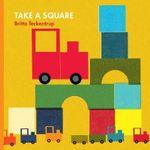 Take a Shape : Square - Britta Teckentrup