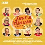 Just a Minute: the Best of 2014 : Four Episodes of the BBC Radio 4 Comedy Panel Game - Nicholas Parsons