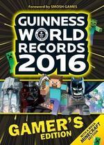 Guinness World Records 2016 Gamers Ed