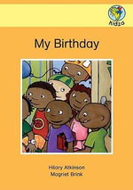 My Birthday - Hilary Atkinson
