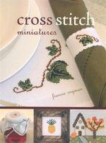 Cross Stitch Miniatures - Fransie Snyman