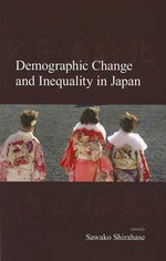 Demographic Change and Inequality in Japan - Shirahase
