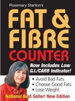 Fat and Fibre Counter - Rosemary Stanton