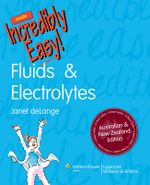 (MIE/ANZ) Fluids and Electrolytes : Australia/New Zealand Edition - DeLange