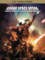 CG Challenge : Grand Space Opera: Icons of Galactic Civilization & Conflict - Leonard Teo