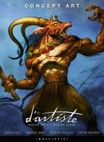 D'artiste Concept Art : Digital Artists Masterclass - Nicolas Bouvier
