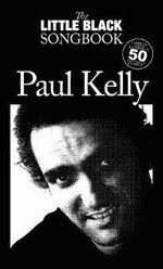Little Black Book Paul Kelly - Music Sales
