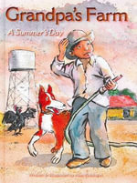 Grandpa's Farm : A Summer Day : Grandpa's Farm - Alan Robinson
