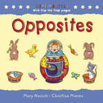 Opposites : Mini Marvels Series - Mary Novick