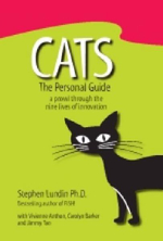 CATS - The Personal Guide : A Prowl Through the Nine Lives of Innovation - Stephen C. Lundin