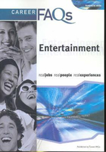 Career FAQs : Entertainment (Australia Wide) : Real Jobs - Real People - Real Experiences - Louise Wiehart