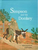 Simpson and His Donkey - Mark Greenwood