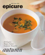 Epicure : Autumn : The Age Epicure Series - Stephanie Alexander