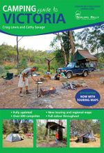 Camping Guide To Victoria : The Full Colour Guide to over 690 Campsites - Craig Lewis