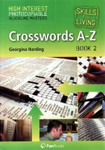 Crosswords A-Z : High Interest [book 2] - Georgina Harding