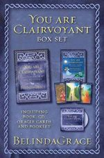 You are Clairvoyant Box Set : Includes Book, CD, Oracle Cards and Booklet - BelindaGrace