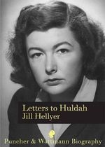 Letters to Huldah - Jill Hellyer