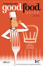 The Sydney Morning Herald Good Food Guide 2014 - Joanna Savill