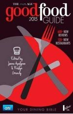 The Age Good Food Guide 2015