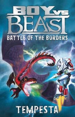 Battle of the Borders : Tempesta : Boy Vs Beast New Series : Book 5 - Mac Park