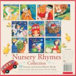 Nursery Rhyme Collection  : 10 Nursery and Action Rhyme Books - Wendy Straw