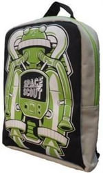 Space Scout Jet Pack : The Big Freeze; The Robot King; The Jelly People; The Shrinking Race - Hilary Badger