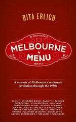 Melbourne by Menu - Rita Erlich