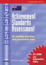 Achievement Standards Assessment :  English - Language Year 3 - Deborah Davis