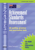 Achievement Standards Assessment :  English - Language Year 6 - Stella Tarakson