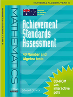 Achievement Standards Assessment :  Mathematics - Number & Algebra Year 6 - Edward Connor